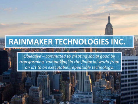 Rainmaker Technologies